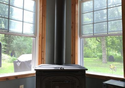 1400 CAST NAPOLEON WOOD STOVE